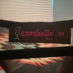 Annabelle Tops - Cute top